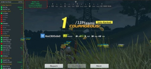 ROS Rules of Survival cheat
