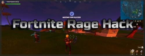 fortnite rage hack